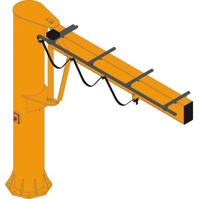 Pillar Swing Crane UPI