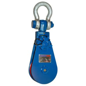 Powertex snatch block 8 T LS type