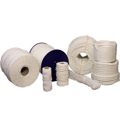Polyester Fibre Rope, 3-Strand