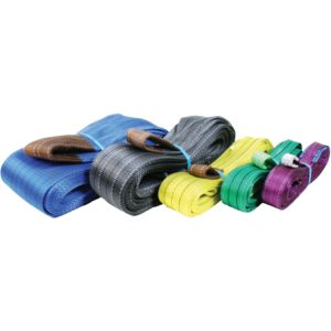 Webbing Sling with Eyes POWERTEX PWE is delivered in different lengths and strengths