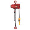 Air chain hoist 0,25 - 6 tons TCR-1000