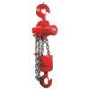 Air chain hoist 10-100 tons