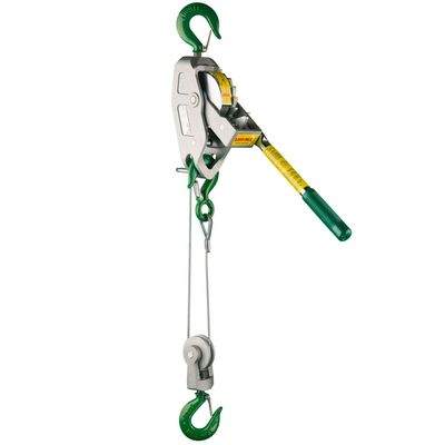 Wire Rope Hoist Lug-All